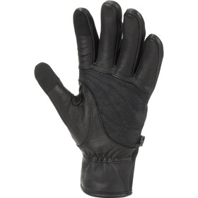 Sealskinz Waterproof Cold Weather Guantes con Fusion Control, black